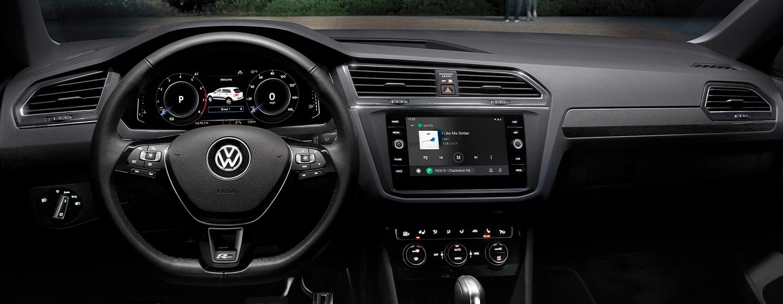 Volkswagen tiguan shifter