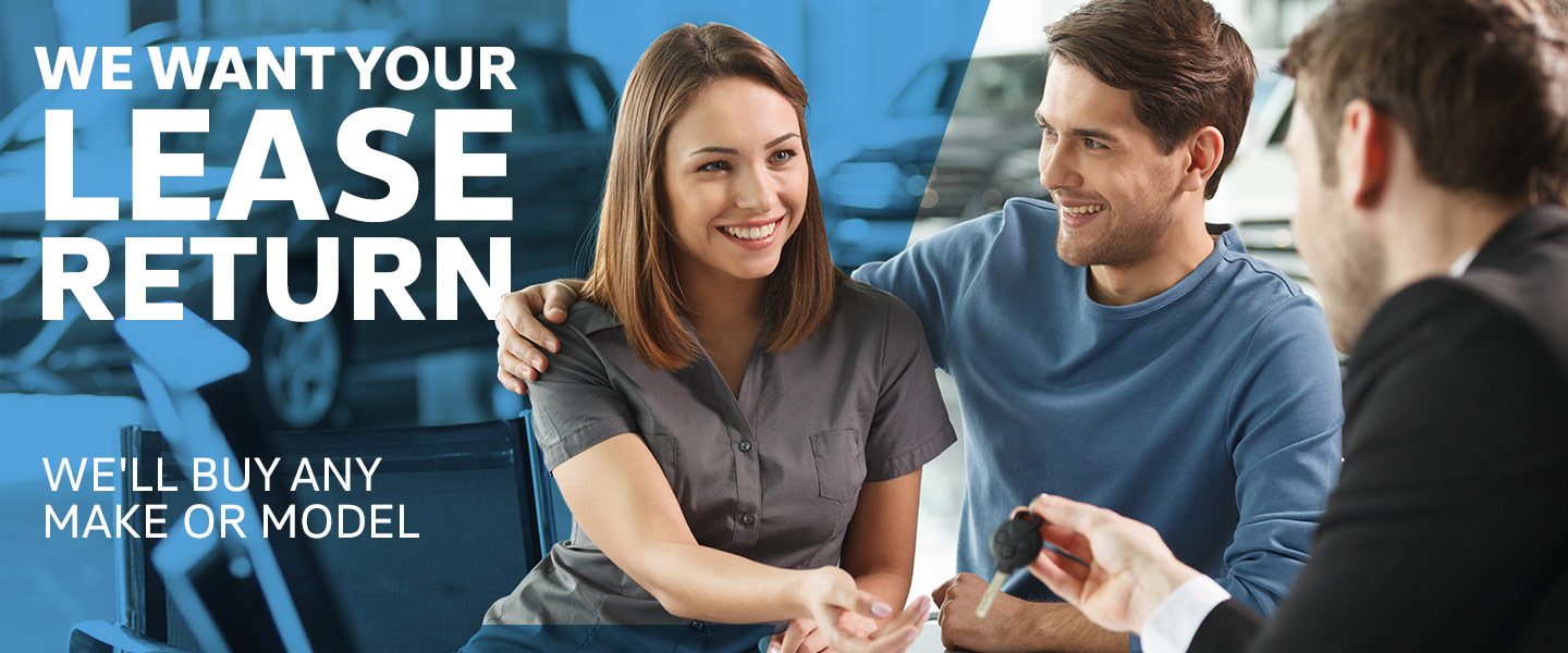 We want your lease return | move up to a new Volkswagen today