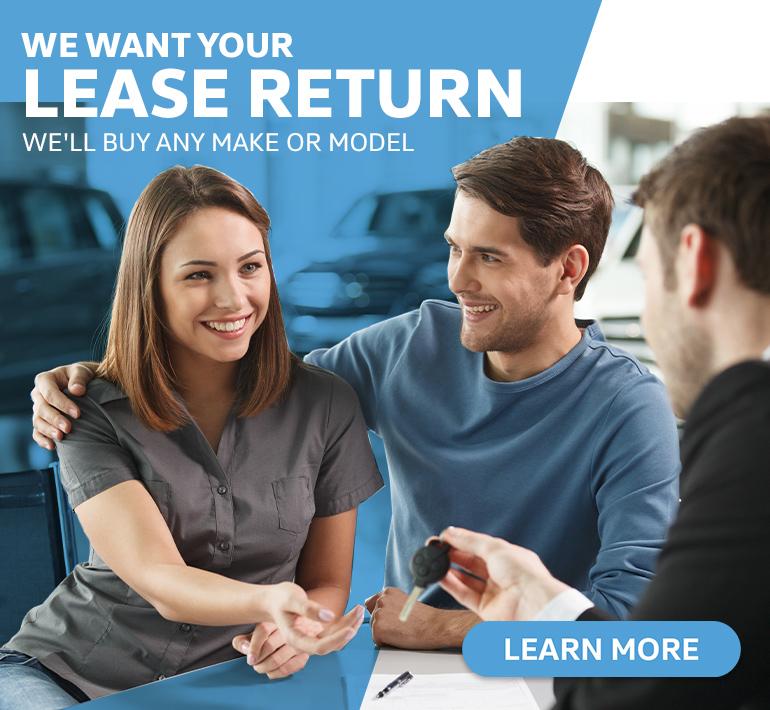 VW lease return