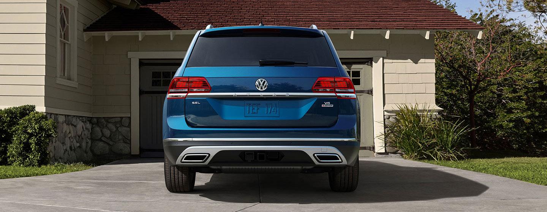 Volkswagen atlas head lights