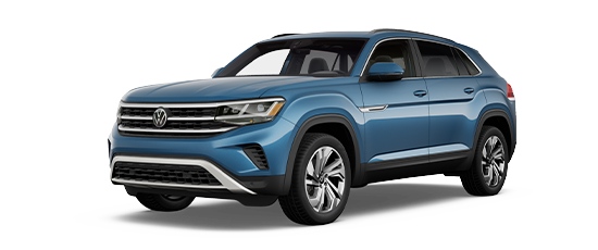 Vista Volkswagen Atlas Cross