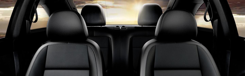 2019 Volkswagen Beetle Interior Seats.