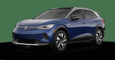 2021 Volkswagen ID4 1st Edition