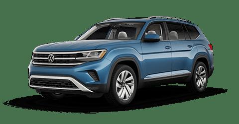 2021 Volkswagen Atlas V6 SEL 4MOTION® AWD at Vista Volkswagen in Pompano Beach, FL