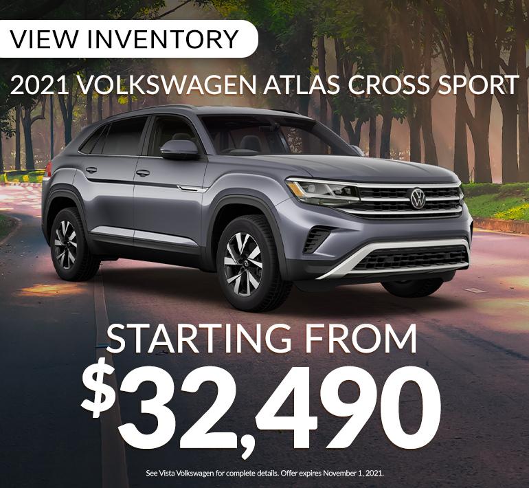 Volkswagen Atlas Cross Sport SE